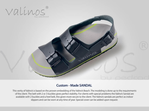 Orthotic shoes
