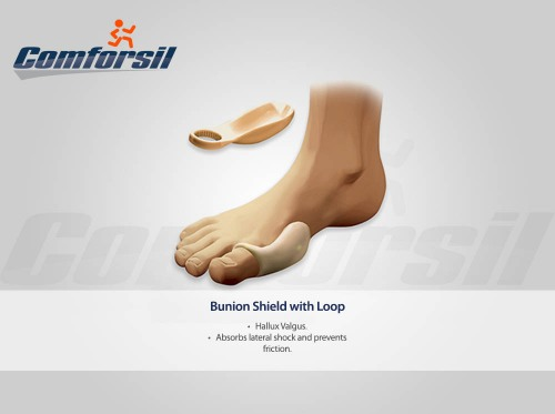silicone foot care products