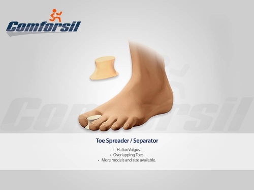 silicone foot care products in Dubai