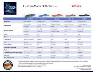 2019 Custom Made Orthotics Side By Side 12.04.22