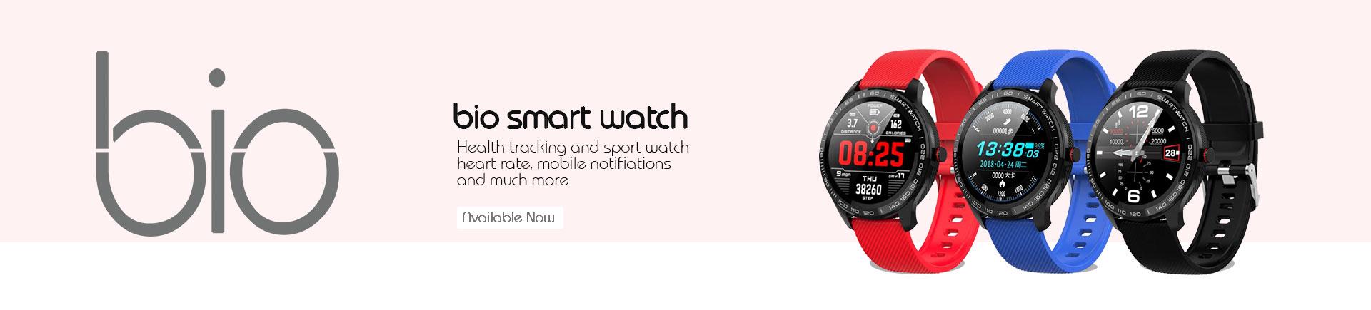 Bio Smart Watch